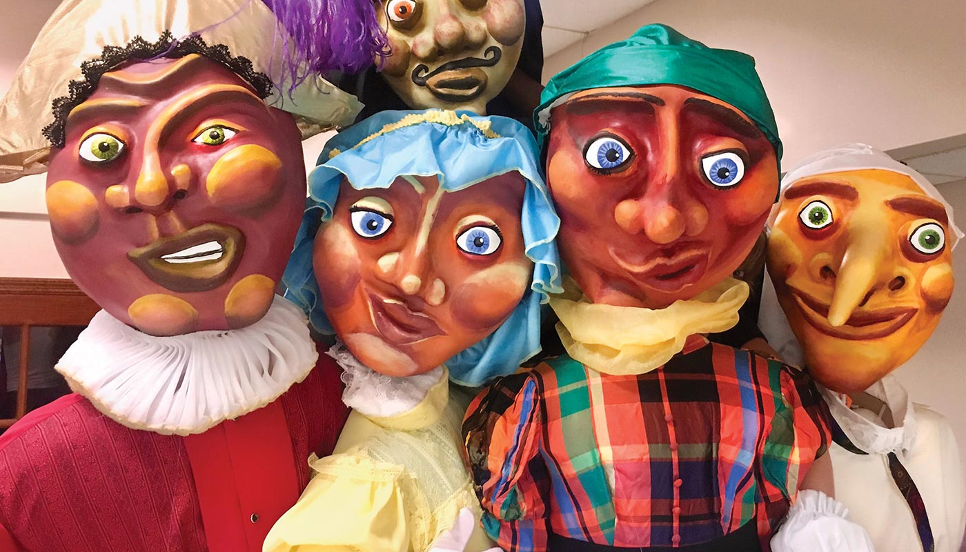 Puppetry In Concert