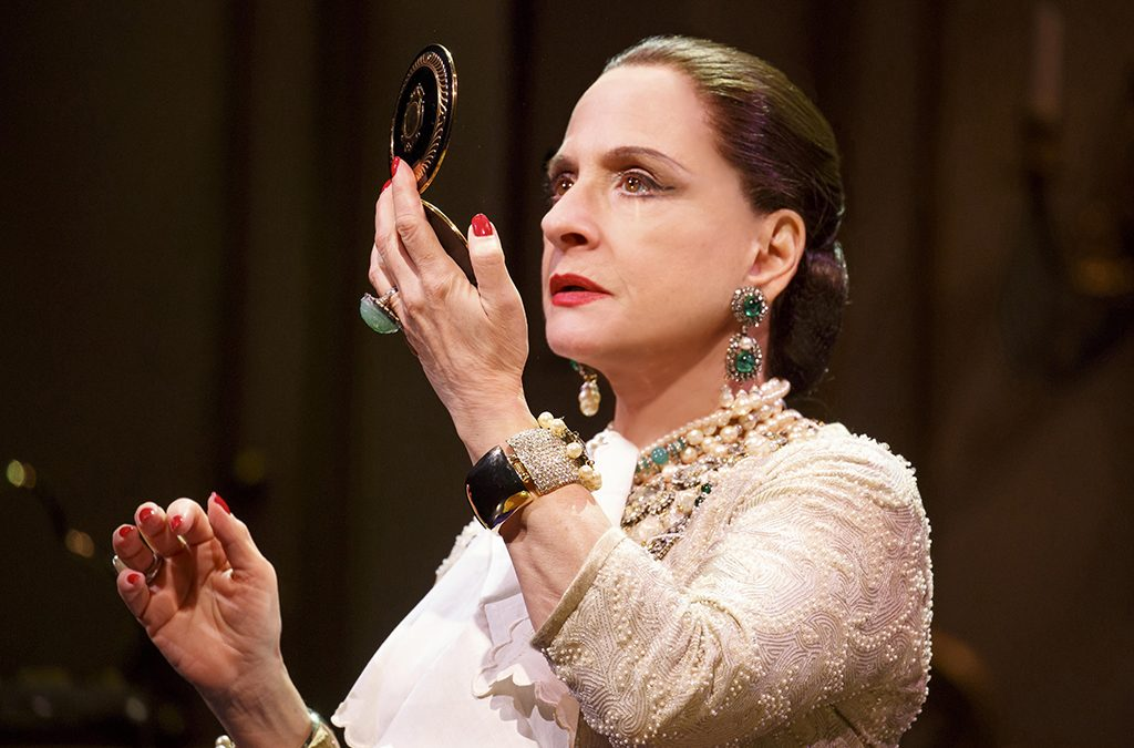 Patti LuPone in War Paint.