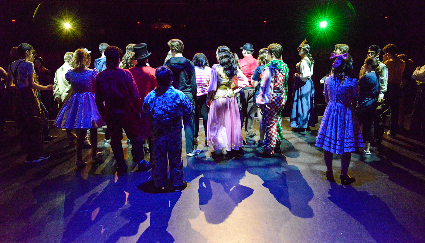 Shine a Spotlight on Theatre Education