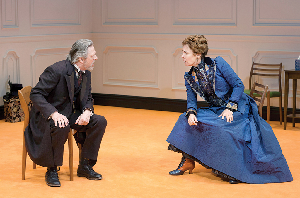 David Zinn's costume design received a Tony nod in 2017 for A Doll's House, Part 2, starring Chris Cooper and Laurie Metcalf.