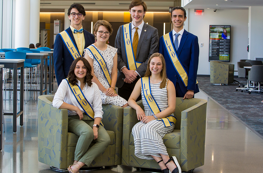 Congratulations to the 2019-20 International Thespian Officers!
