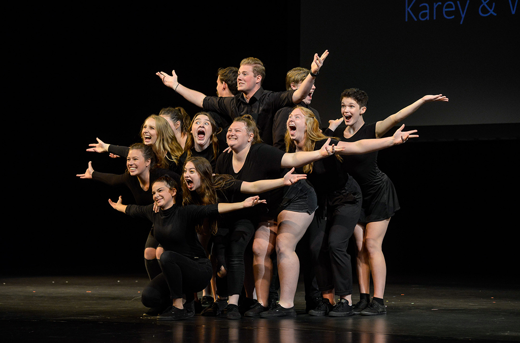 Some of the best Thespian performers from across the globe took center stage during the National Individual Events Showcase.