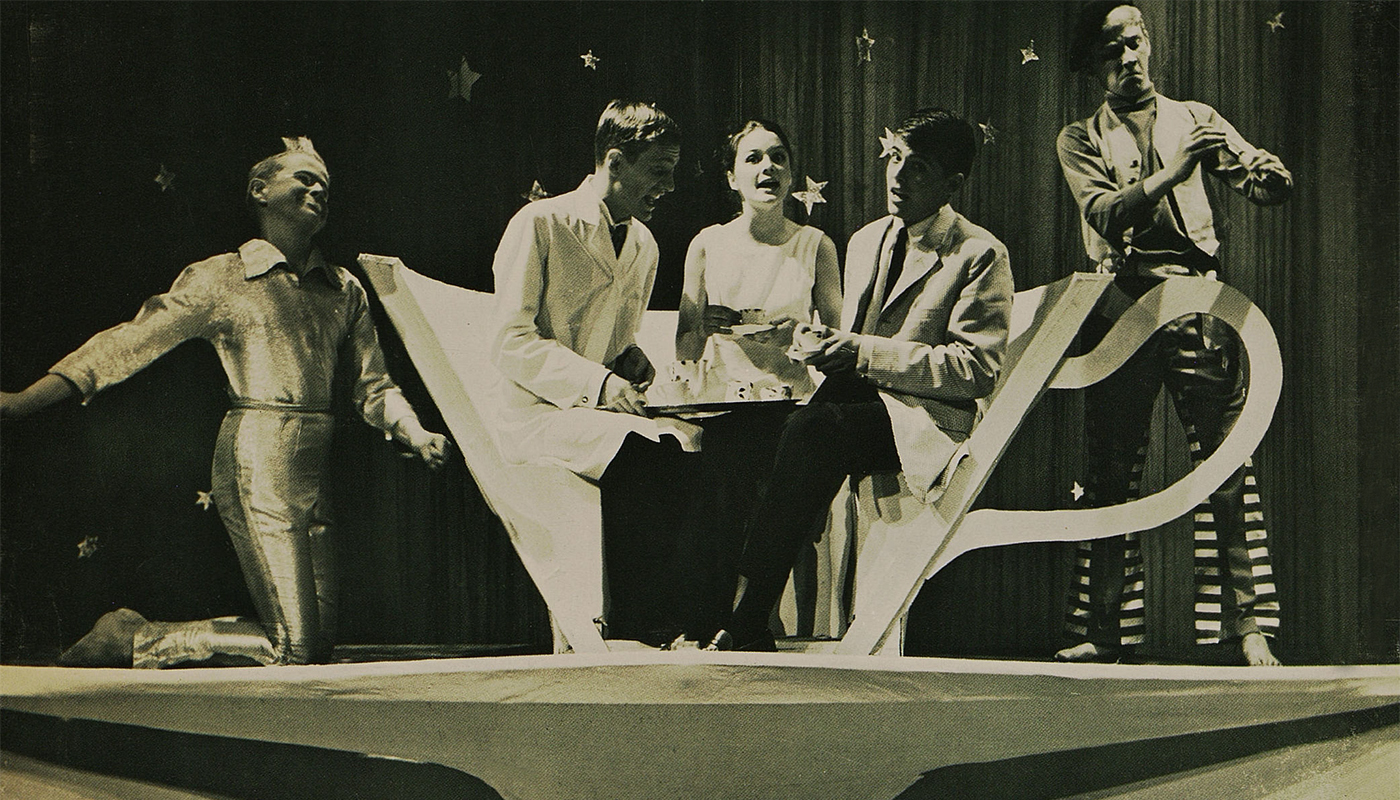 Thespian Throwback: Thespians Onstage 1960s