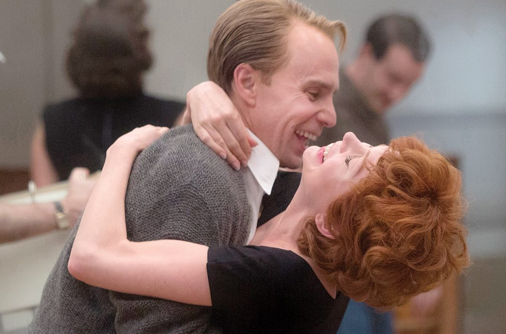 Sam Rockwell starred as Bob Fosse and Michelle Williams as Gwen Verdon in the FX Network series Fosse/Verdon.