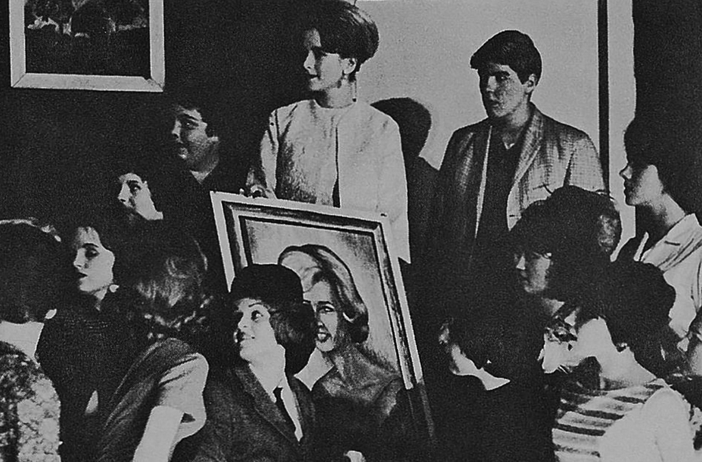 1963: The first European Thespian troupe is chartered in Frankfurt, Germany.