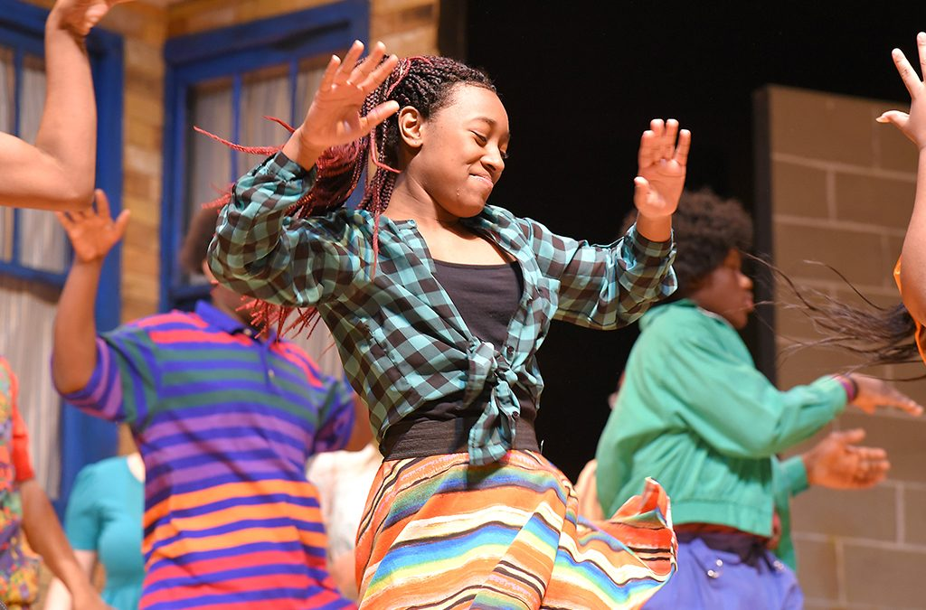 The 2019 Aiken New Tech High School JumpStart Theatre program performance of Hairspray