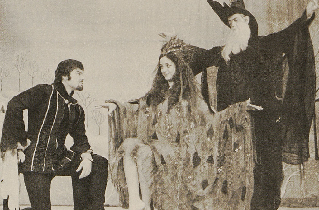 The 1974 Leuzinger High School (Lawndale, Calif.) production of Camelot.