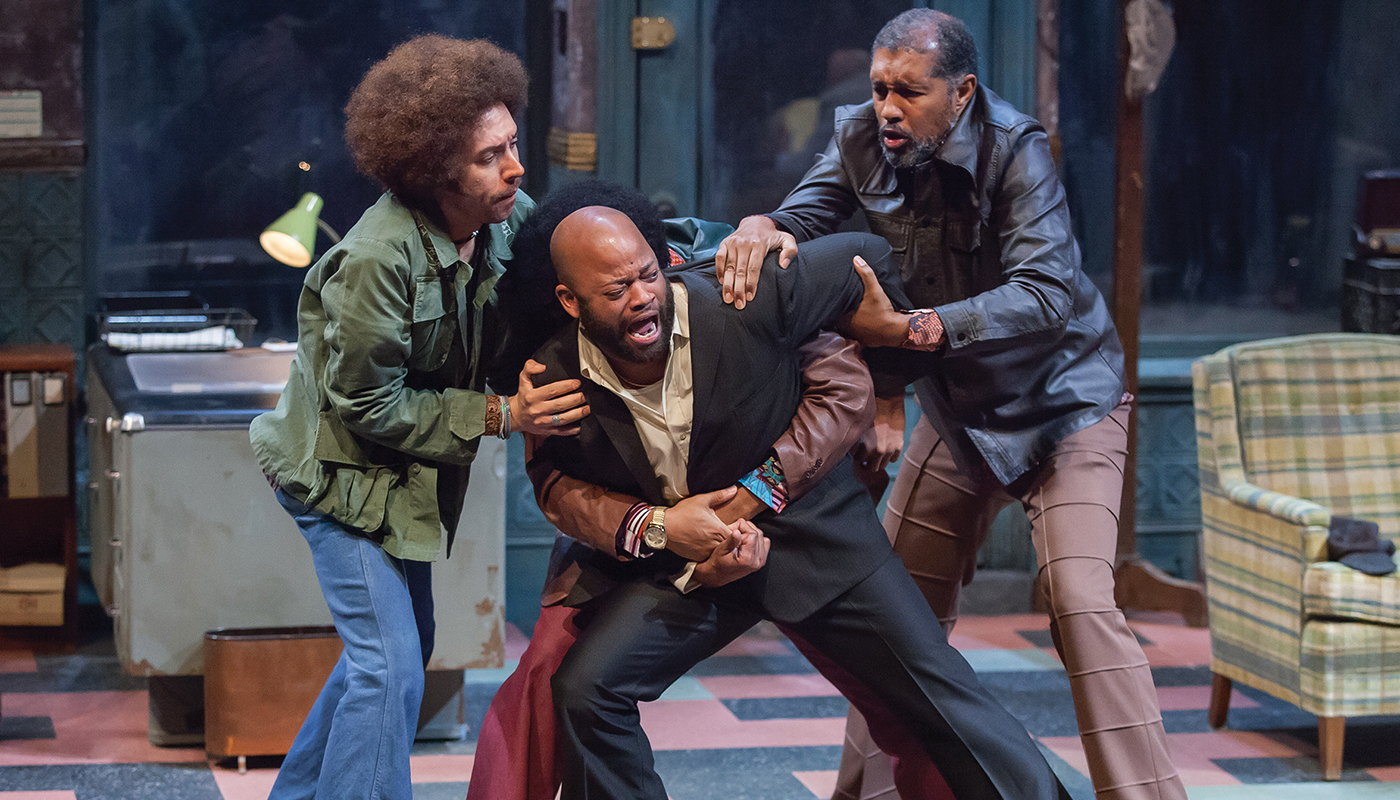 Thespian Throwback: August Wilson