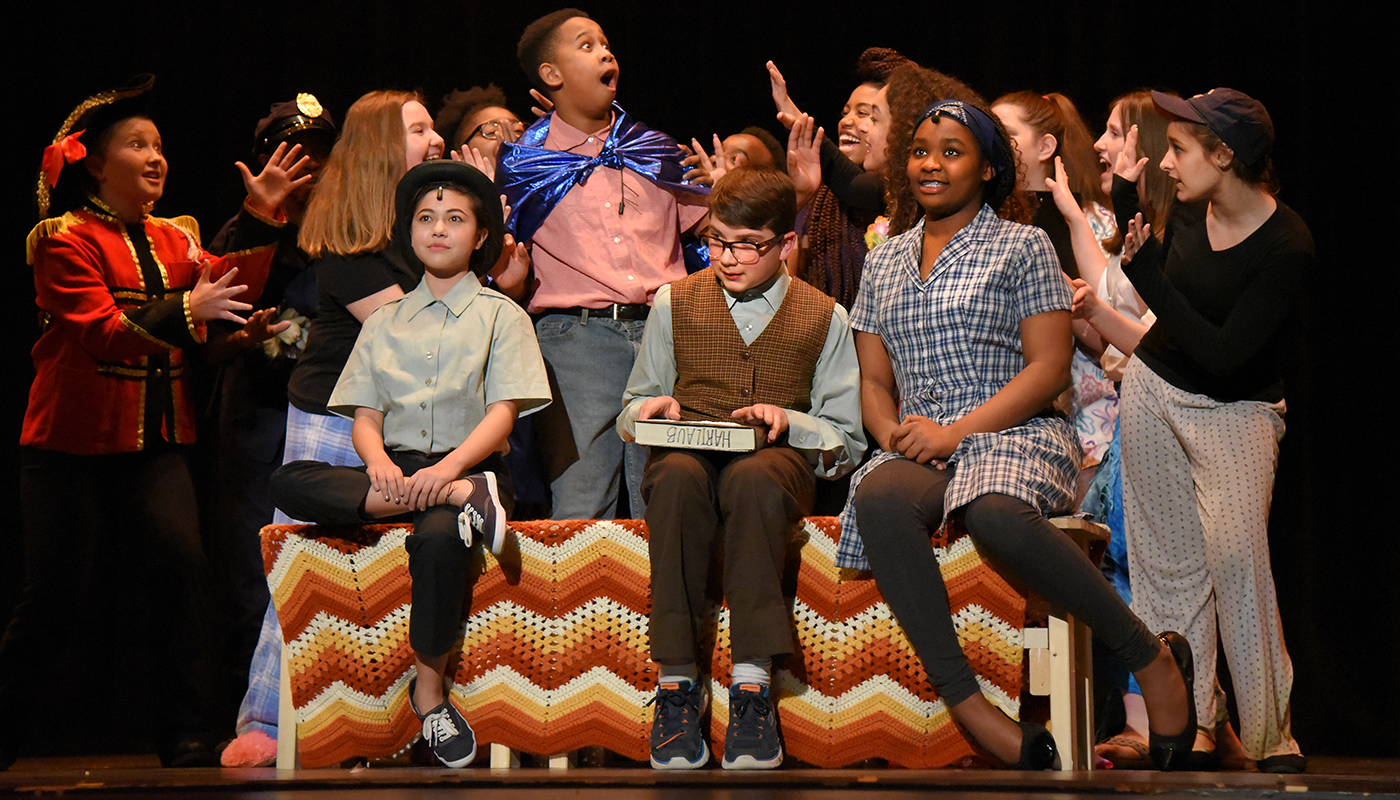 Thespian Throwback: JumpStart Theatre Launched in 2015
