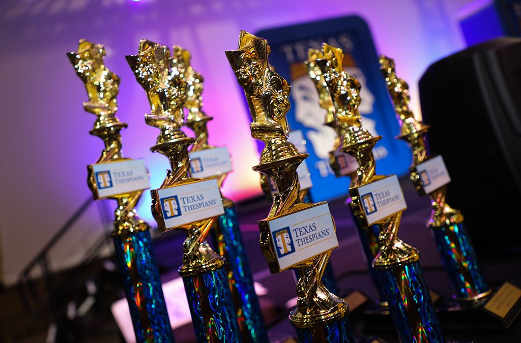 In individual events, 769 Texas Thespians qualified for the International Thespian Excellence Awards. Photo courtesy of Texas Thespians.