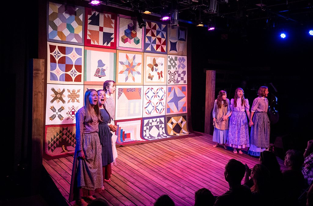 Orange County School of the Arts production of Quilters