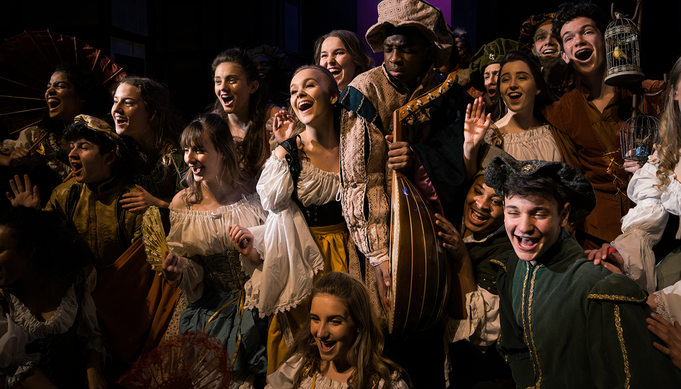 Festival Profile: <br/><em>Something Rotten!</em>