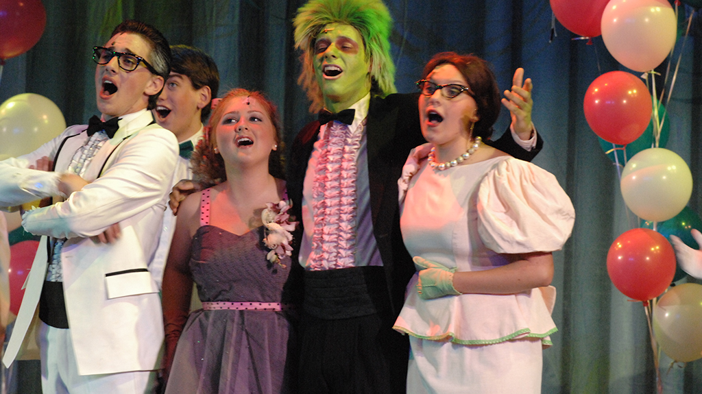 Photo of Troupe 1794 from Floyd Central High School