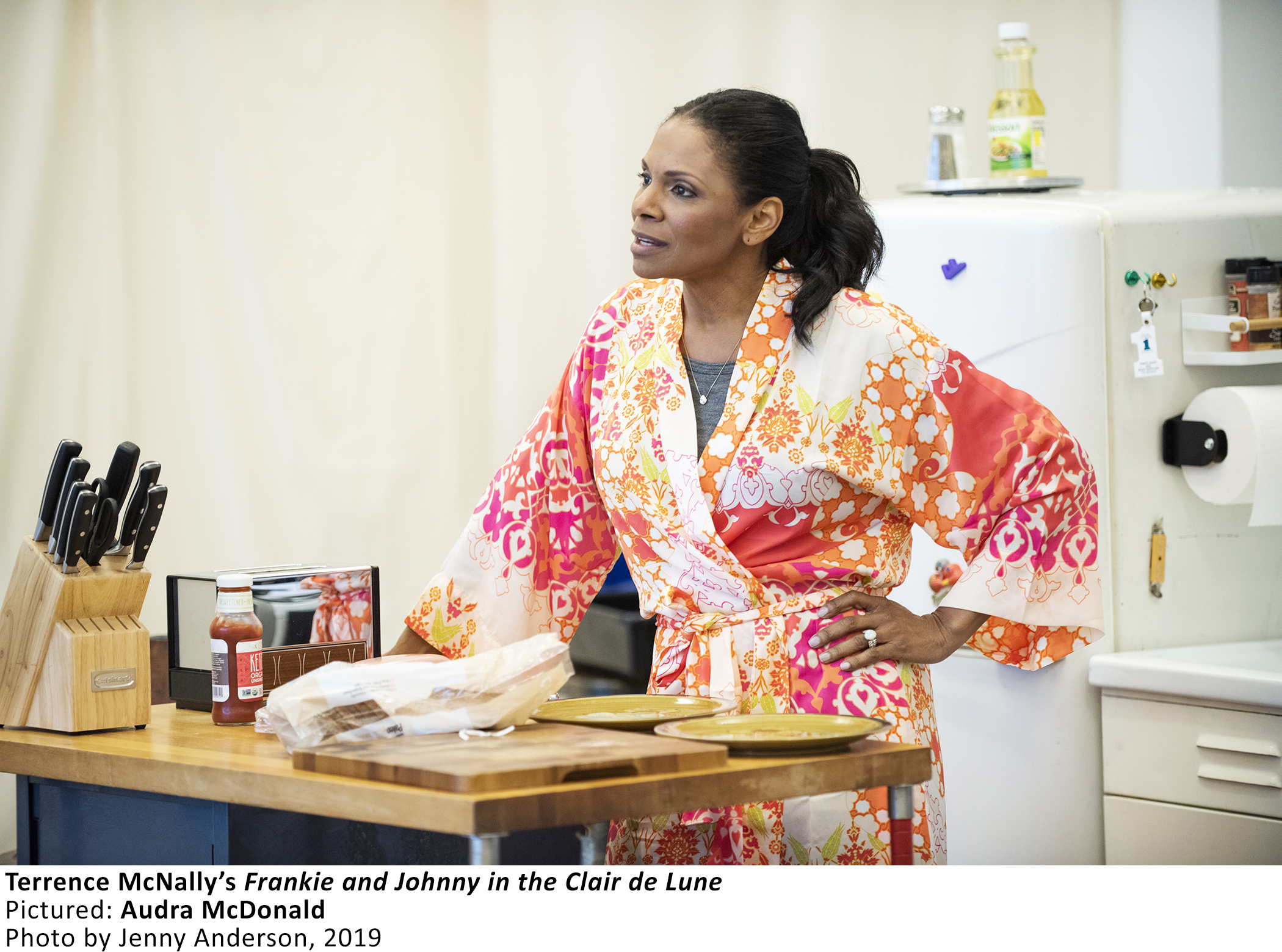 Audra McDonald in Frankie and Johnny