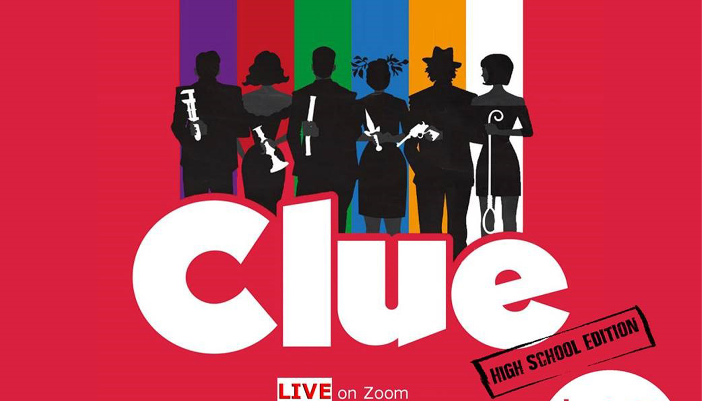 Clue: The Stay-at-Home Comedy