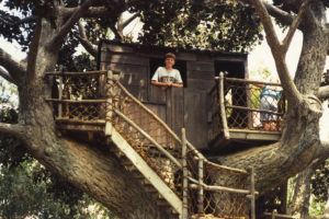 Imagineer Adam Flemming at 10 years old